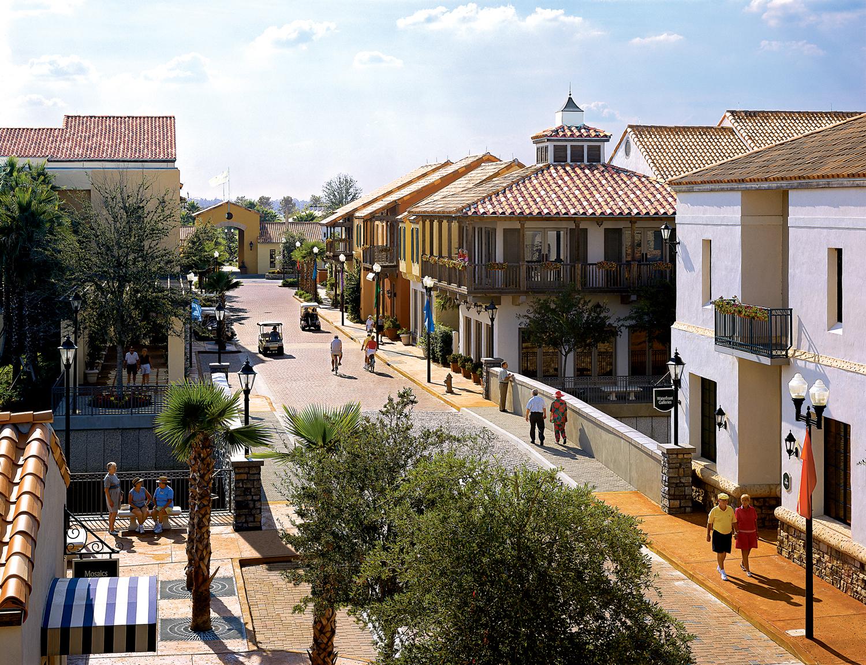 Poinciana street view